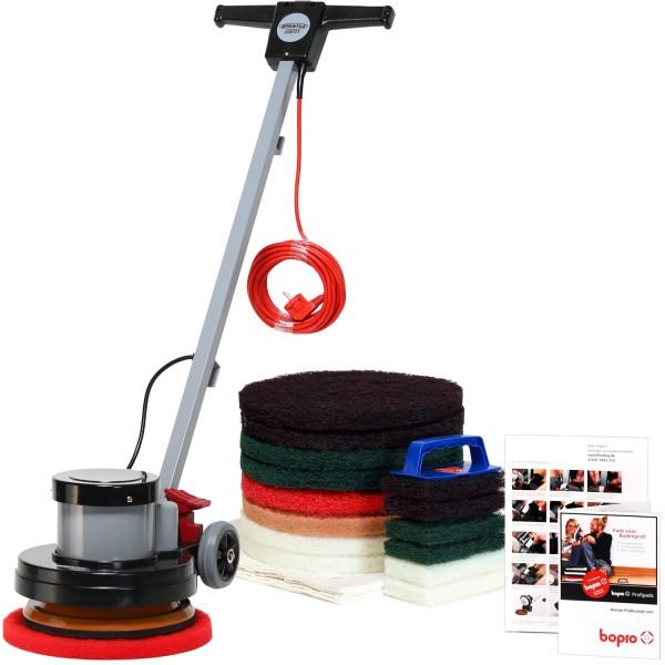 bopro Z12C Einscheiben Reinigungs- und Poliermaschine STARTERSET