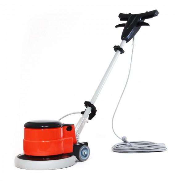 Reinigungs- und Poliermaschine 13 Zoll