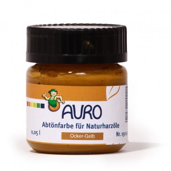 Abtönfarbe für Naturharzöle Nr. 150 Ocker-Gelb