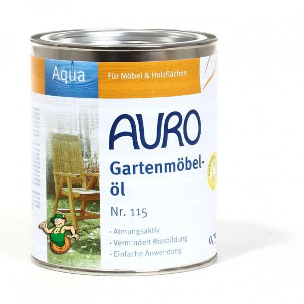 Gartenmöbelöl, Aqua Nr. 115