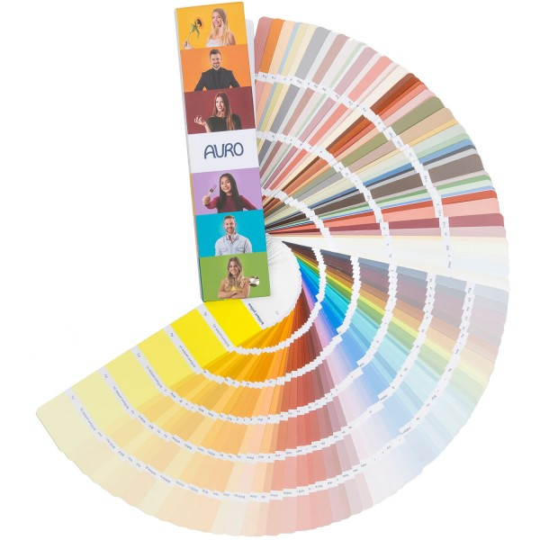 Colours for life AUROs lebendige Farben 555