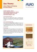Schutz-Pflege-Reinigung-Gartenholz