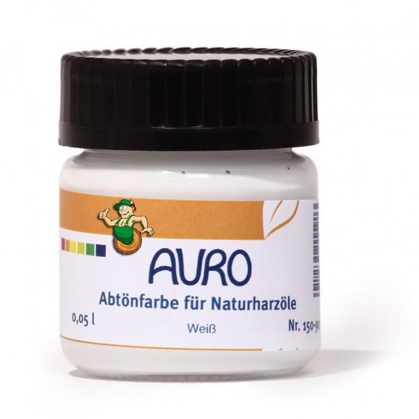 Abtönfarbe für Naturharzöle Nr. 150 - 90 Weiß