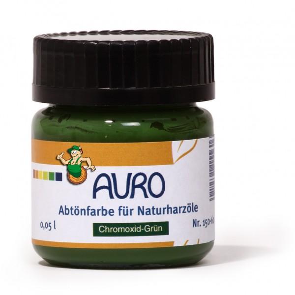 Abtönfarbe für Naturharzöle Nr. 150 Chromoxid-Grün