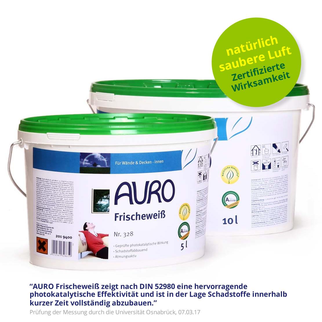 frischeweiss von auro - gute luft zum streichen | auro shop
