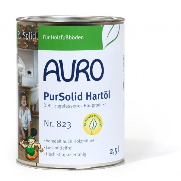 PurSolid Hartöl (DIBt-zugelassenes Bauprodukt) Nr. 823
